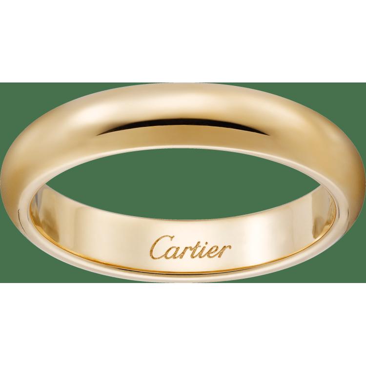 1895结婚对戒 18K黄金