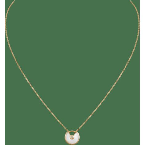 Amulette de Cartier项链,超小号款