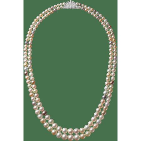 高级珠宝项链 铂金