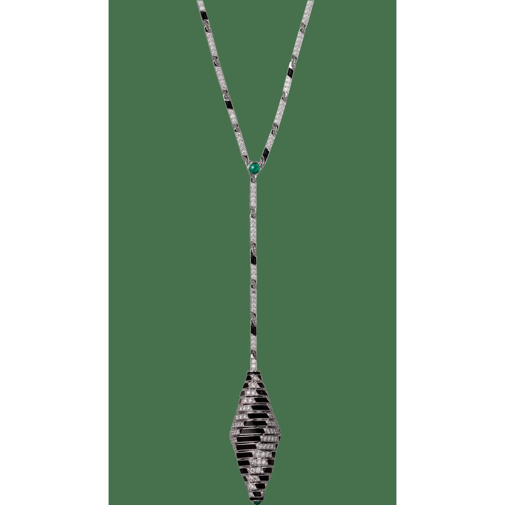 高级珠宝饰件 18K白金