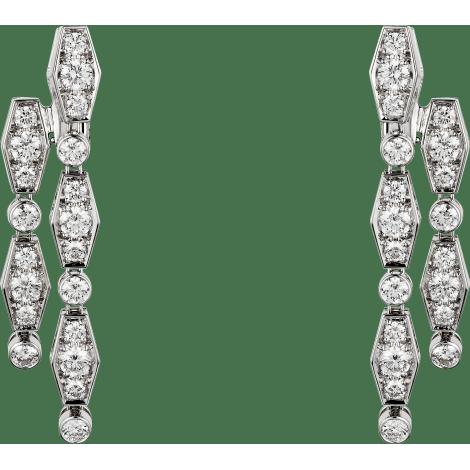 Pluie de Cartier耳环