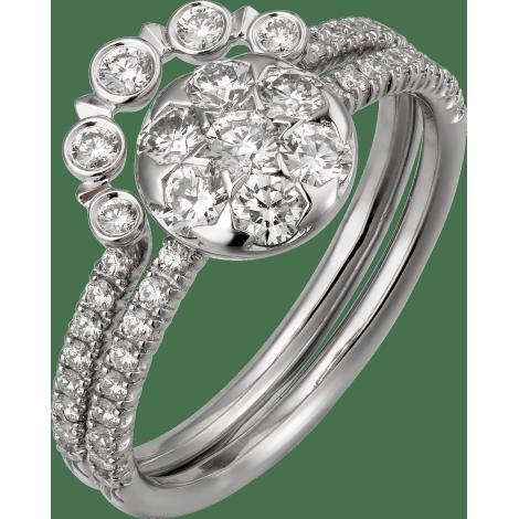Etincelle de Cartier戒指