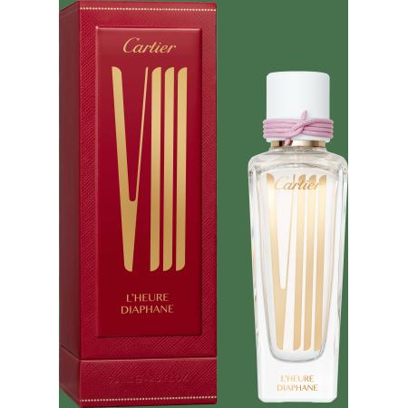Heure Diaphane Les Heures de Parfum Eau de Toilette时之透明淡香水,75毫升