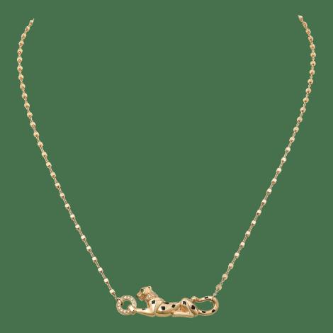 Panthère de Cartier卡地亚猎豹项链