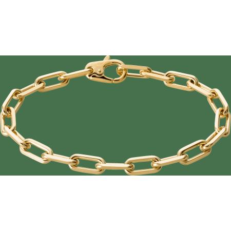 Santos de Cartier手链 18K黄金