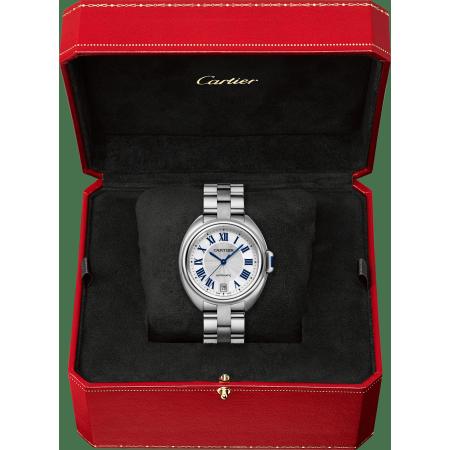 Clé de Cartier卡地亚钥匙腕表 35毫米 精钢 自动上链