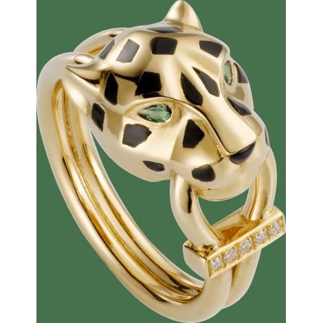 Panthère de Cartier戒指