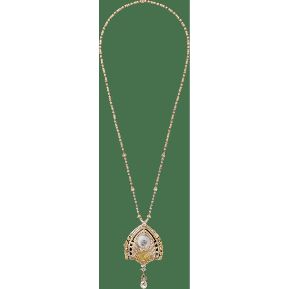 高级珠宝腕表  18K黄金