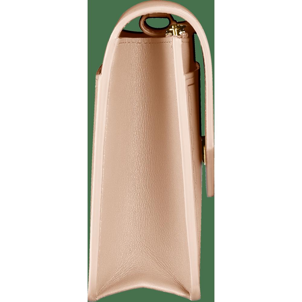 Guirlande de Cartier皮夹式手袋 自然色 小牛皮