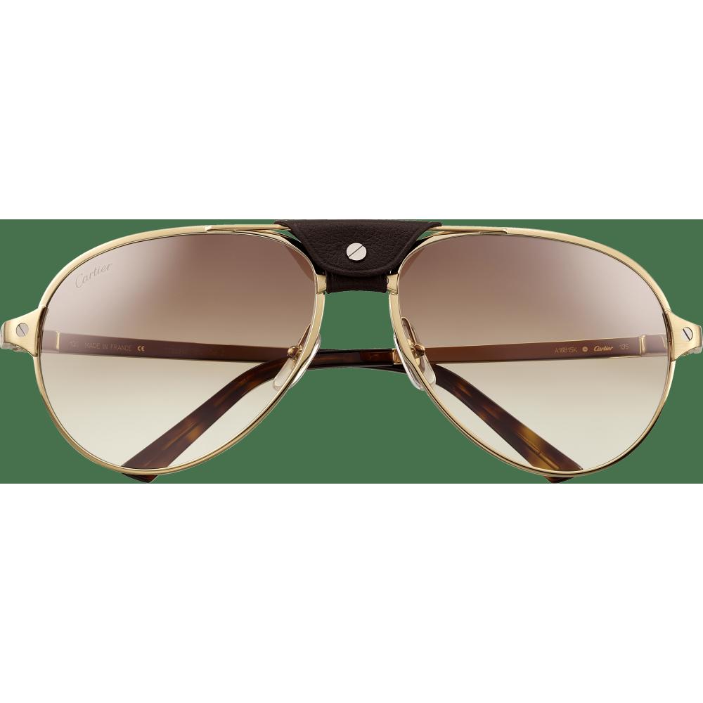 Santos de Cartier太阳眼镜