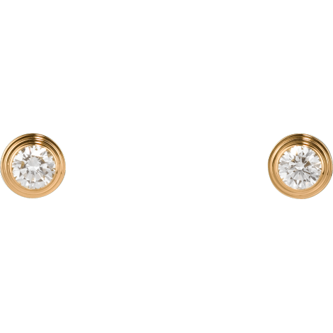 Diamants Légers 耳环,中号款
