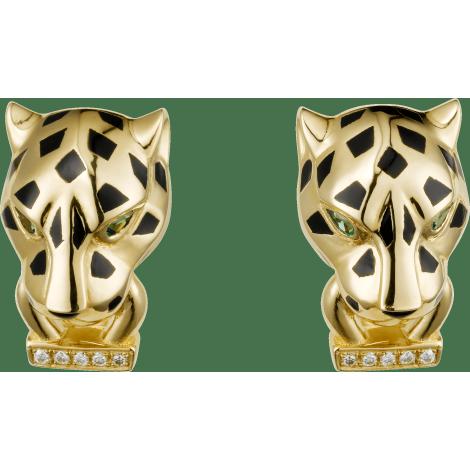 Panthère de Cartier耳环