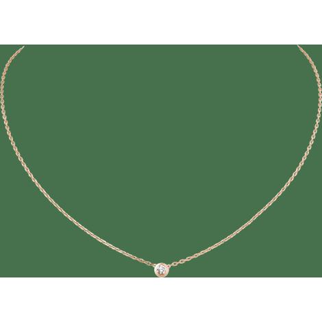 Diamants Légers 项链,大号款