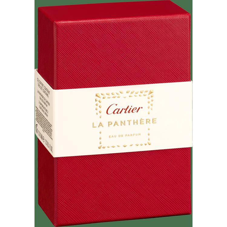 La Panthère Eau De Parfum猎豹香水礼品套装,15毫升*2瓶