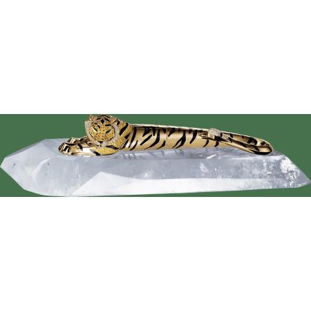 老虎装饰书写笔