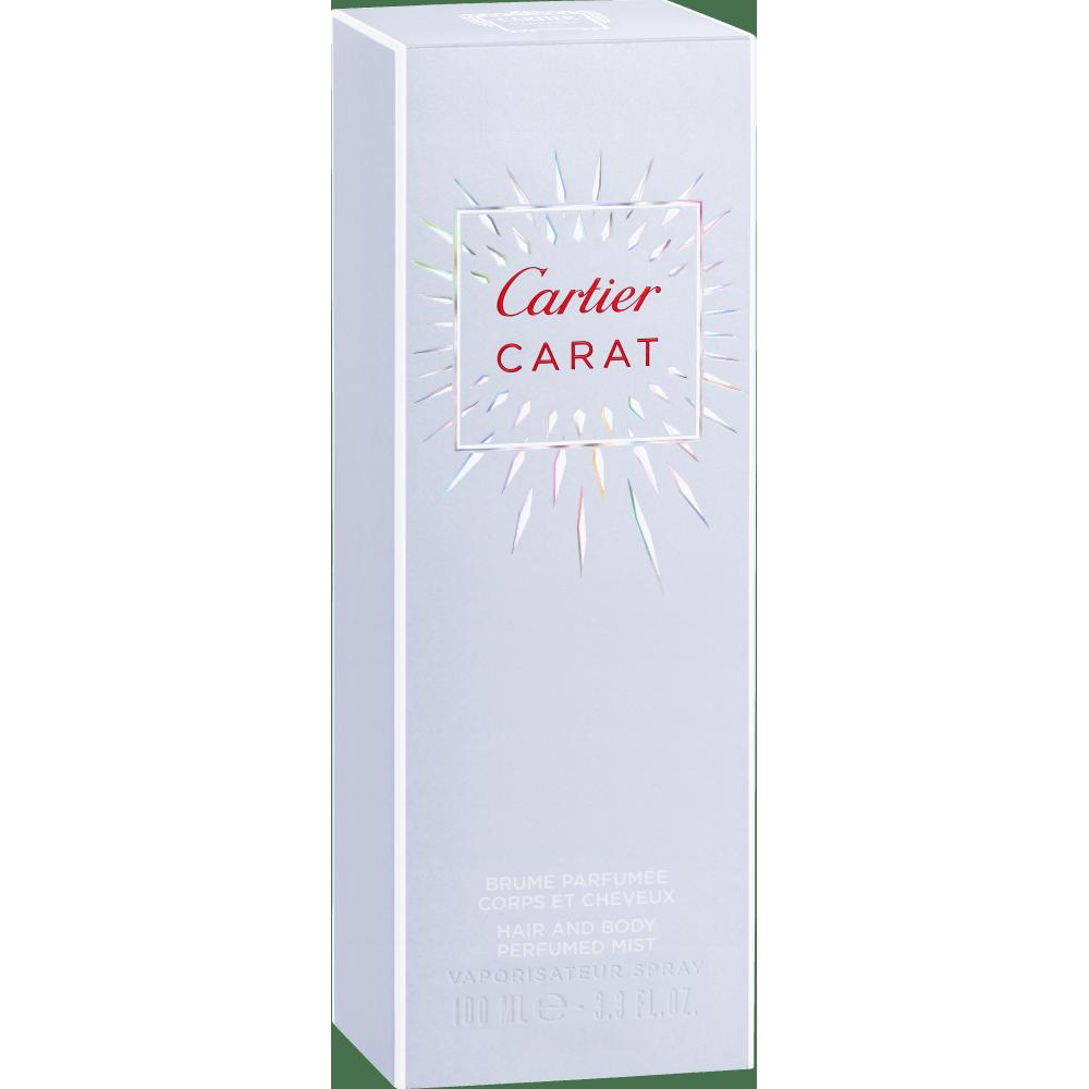 卡地亚Carat香体与秀发喷雾