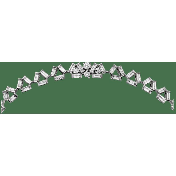 Reflection de Cartier项链 18K白金