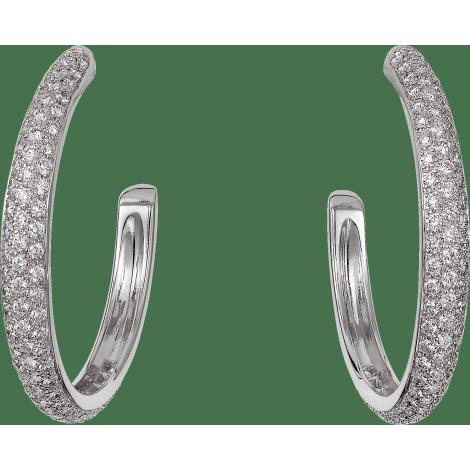 Etincelle de Cartier耳环,中号款
