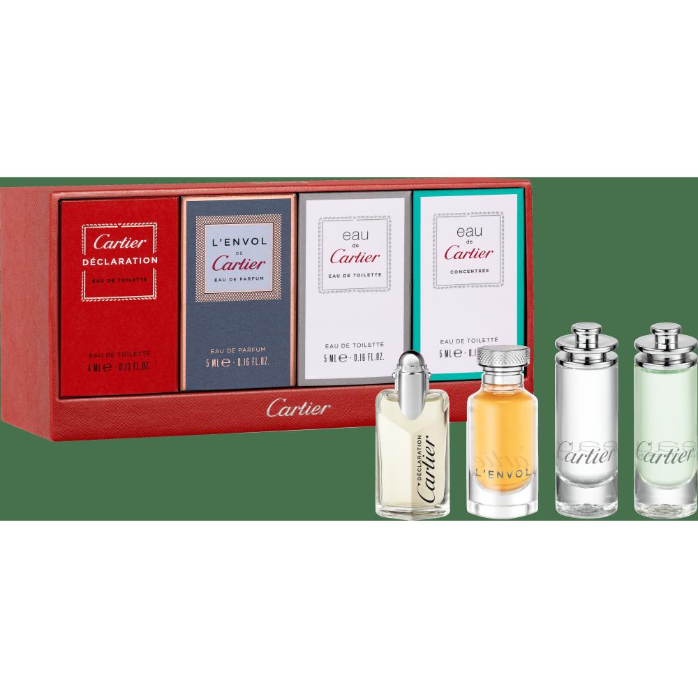 旅行套装,含4瓶男士迷你装香水