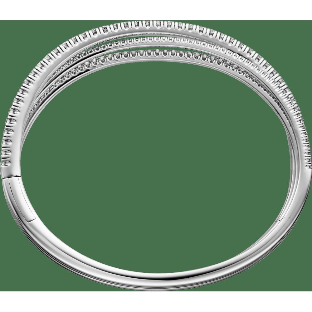 Etincelle de Cartier手镯 18K白金