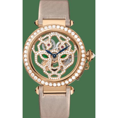 Pasha de Cartier镂空腕表,42毫米表款