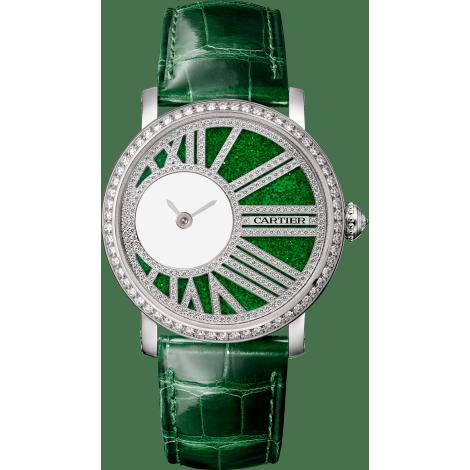 Rotonde de Cartier神秘机芯腕表