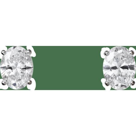1895耳环 铂金