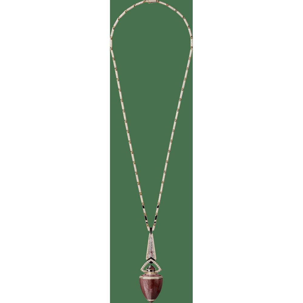 高级珠宝饰件 18K玫瑰金