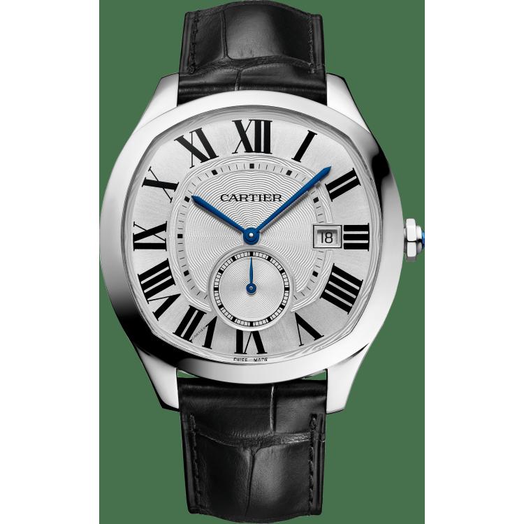 Drive de Cartier腕表 40毫米 精钢 自动上链