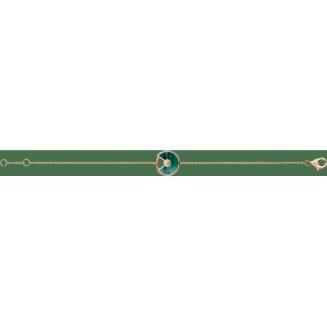 Amulette de Cartier手链,超小号款