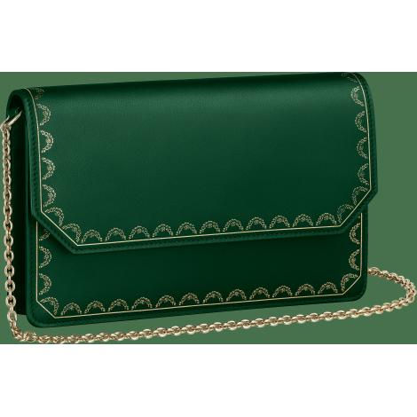 Guirlande de Cartier皮夹式手袋