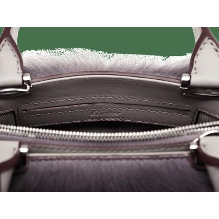C de Cartier迷你手袋 灰色