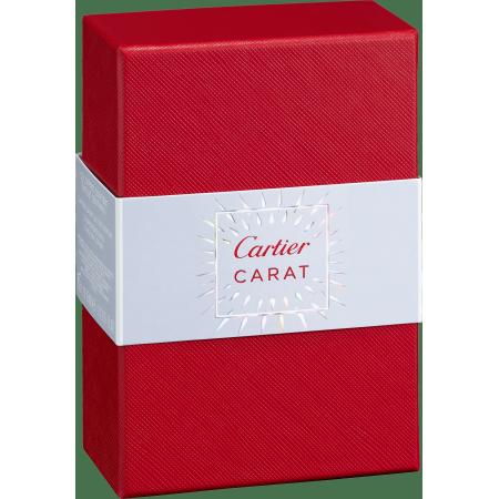 卡地亚Carat Eau De Parfum香水礼品套装,15毫升*2瓶