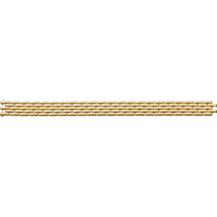 Maillon Panthère手镯 18K黄金