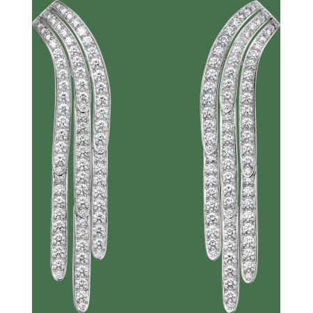 钻石系列耳环 铂金