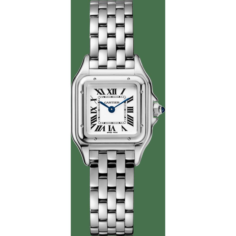 Panthère de Cartier卡地亚猎豹腕表,小号表款 小号 精钢 石英
