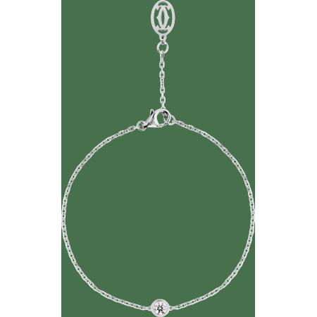 Diamants Légers 手链 18K白金