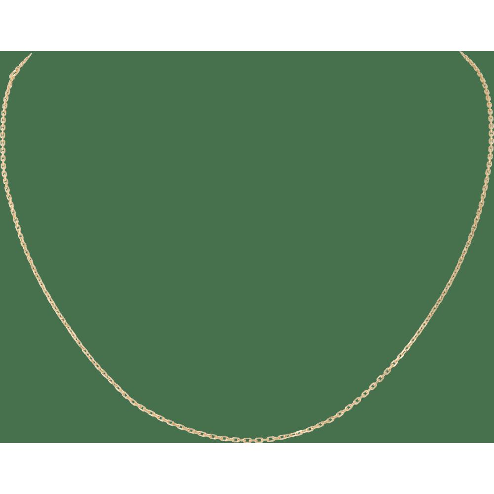 链条项链 18K黄金