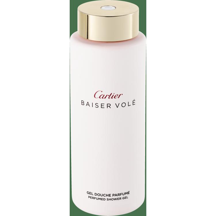 Baiser Volé perfumed shower gel挚吻沐浴露