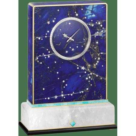 星空高级珠宝座钟 金