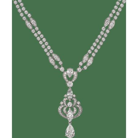 高级珠宝冠冕 铂金