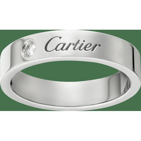 C de Cartier结婚对戒