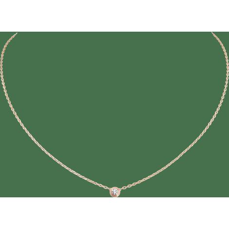 Diamants légers 项链,小号款