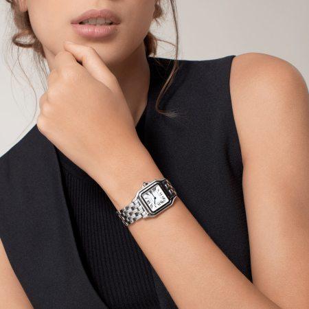 Panthère de Cartier腕表 中号 精钢 石英